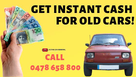 Cash for old car Sydney
