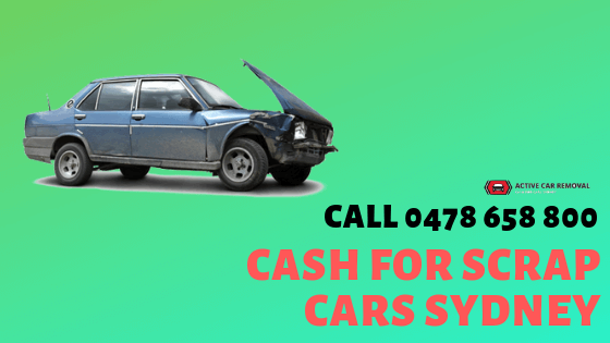 Scrap Car For Cash Sydney