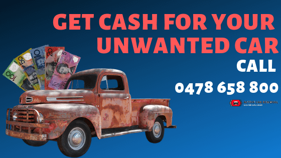 Sell Unwanted Car Sydney
