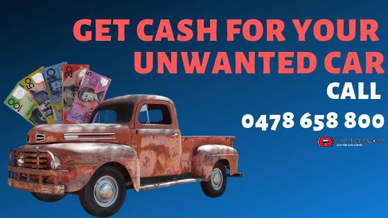 Sell Unwanted Car Sydney