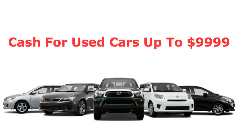 cash for used cars Sydney