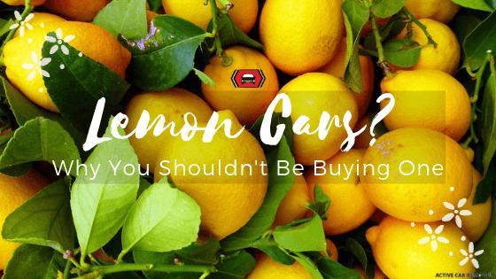 Lemon car in Australia