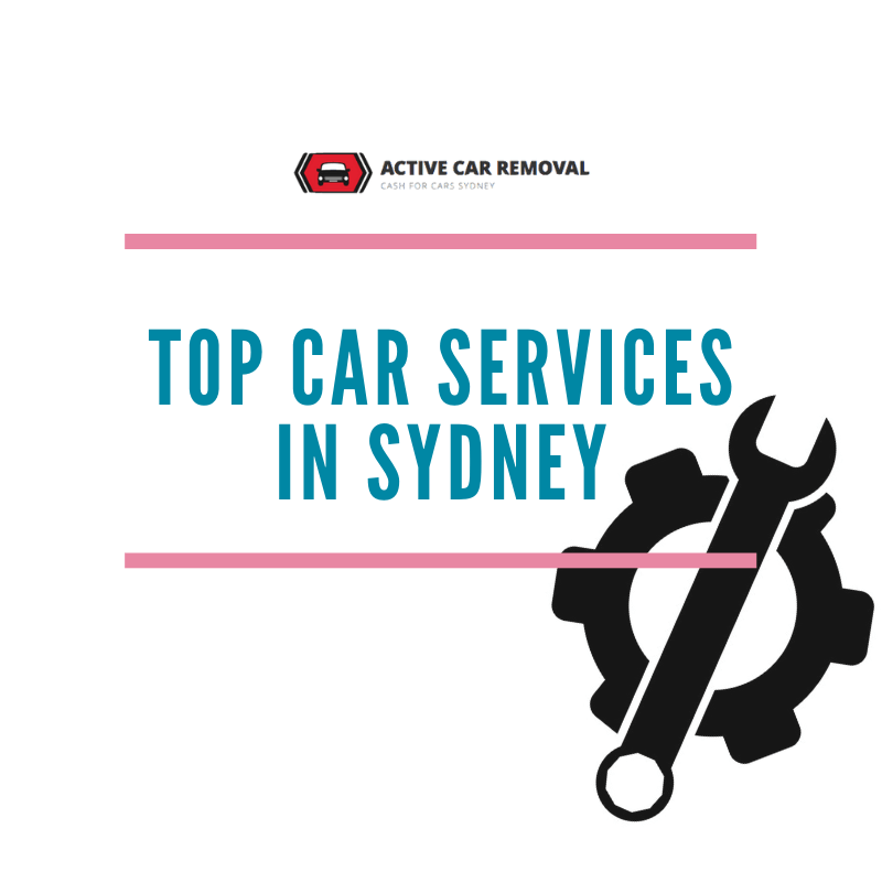 Top Car Services in Sydney
